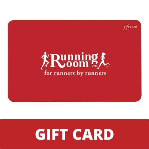 Running Room $50 Gift Card