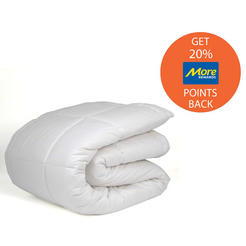 2 in 1 Daniadown King Wool Duvet
