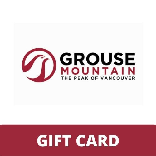Grouse Mountain $50 Gift Card