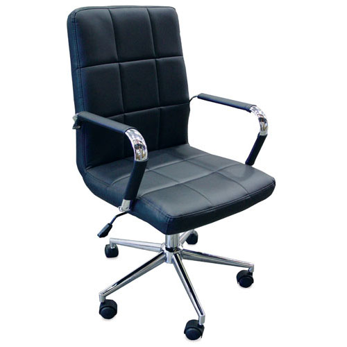 jr home collection acadia checker office chair classic black more